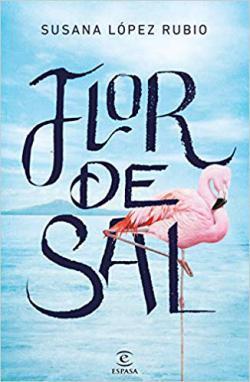 Portada del libro Flor de sal
