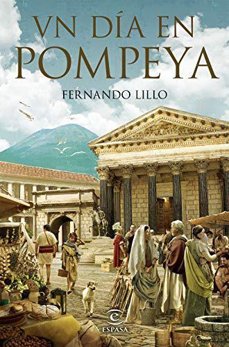 Portada del libro Un día en Pompeya