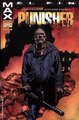 Portada del libro Punisher: El fin