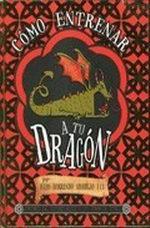 Portada del libro Cómo entrenar a tu dragón