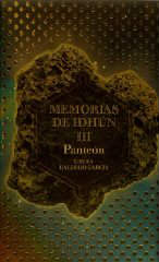 Portada del libro Panteón (Memorias de Idhun III)