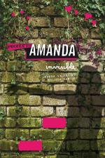 Portada del libro Proyecto Amanda: Invisible