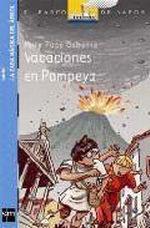 Portada del libro Vacaciones en Pompeya