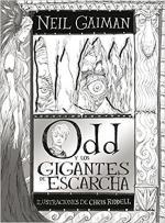 Portada del libro Odd y los gigantes de escarcha