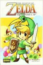 Portada del libro The minish cap. The legend of Zelda 5