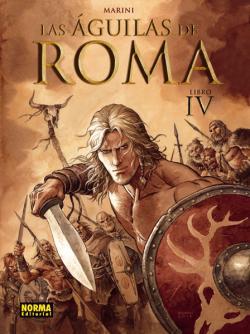 Las águilas de Roma. Libro IV