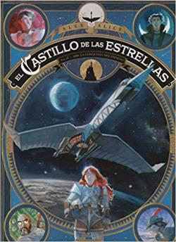 Portada del libro El Castillo de las Estrellas 2. Los caballeros del éter
