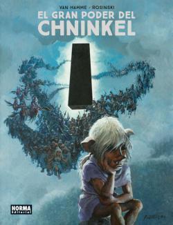Portada del libro El gran poder del Chninkel