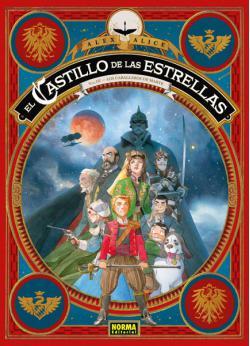 Portada del libro El Castillo de las Estrellas 3. Los caballeros de Marte
