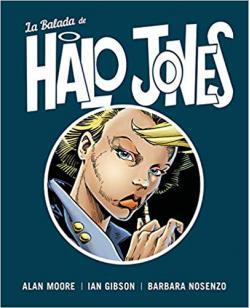 Portada del libro La balada de Halo Jones