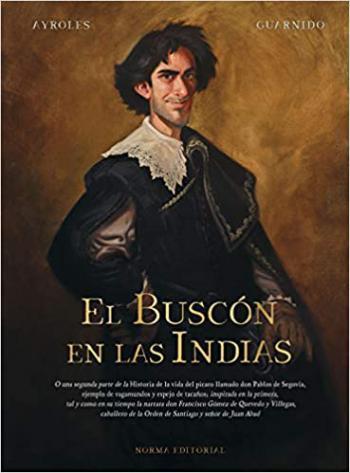 Portada del libro El Buscón en las Indias