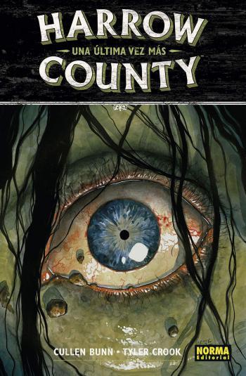Portada del libro Una última vez más (Harrow County 8)