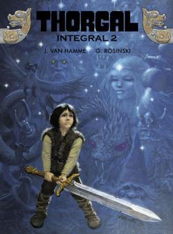 Portada del libro Thorgal. Integral 2