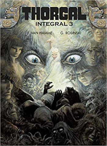 Portada del libro Thorgal. Integral 3
