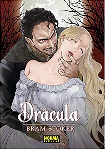 Portada del libro Drácula (Clásicos Manga)