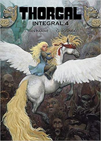 Portada del libro Thorgal. Integral 4
