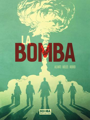 Portada del libro La bomba