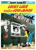 Portada del libro Lucky Luke contra Joss Jamon
