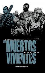 Portada del libro Los muertos vivientes integral nº 05