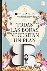 Portada del libro Todas las bodas necesitan un plan B