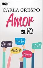 Portada del libro Amor en V.O.
