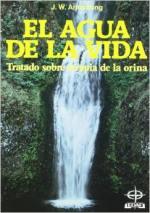 Portada del libro El agua de la vida