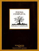 Portada del libro COSTAFREDA POESIA COMPLETA M-1