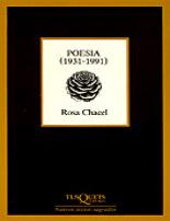 POESIA 1931-1991 CHACEL M-119