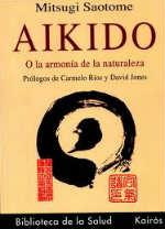 Portada del libro Aikido, o la armonía de la naturaleza