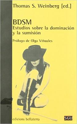 Portada del libro BDSM: Estudios sobre la dominación y la sumisión