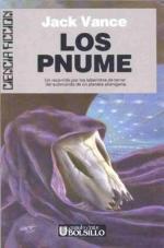Portada del libro Los Pnume. Ciclo de Tschai 4