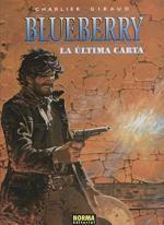 Portada del libro El teniente Blueberry: La última carta