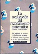 Portada del libro La reeducación del razonamiento matemático