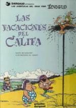 Portada del libro Las vacaciones del califa