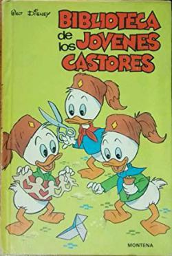 Portada del libro Biblioteca de los jóvenes castores