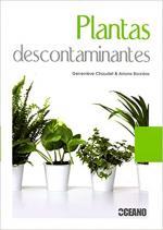 Portada del libro Plantas descontaminantes