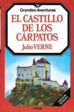 Portada del libro El castillo de los Cárpatos