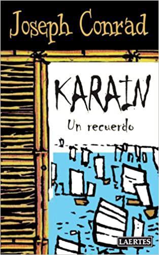 Portada del libro Karain: Un recuerdo
