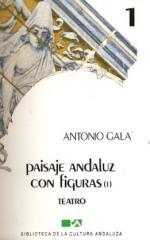 Portada del libro Paisaje andaluz con figuras