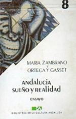 Portada del libro Andalucía: Sueño y realidad