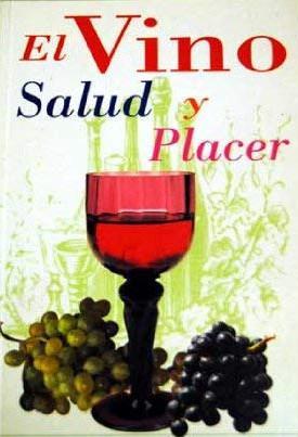 Portada del libro El vino: Salud y placer