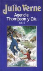 Portada del libro Agencia Thompson y Cía. Vol I
