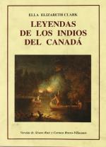 Portada del libro Leyendas de los indios del Canadá