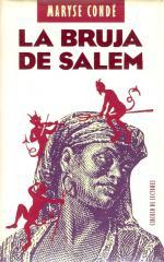 Portada del libro La bruja de Salem
