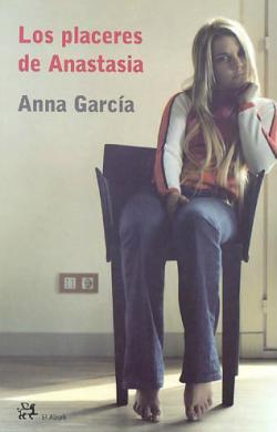 Portada del libro Los placeres de Anastasia