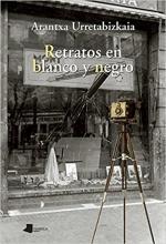 Portada del libro Retratos en blanco y negro