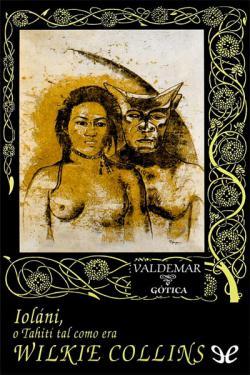 Portada del libro Ioláni, o Tahití tal como era