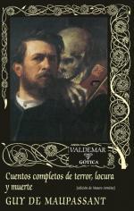 Portada del libro Cuentos completos de terror, locura y muerte