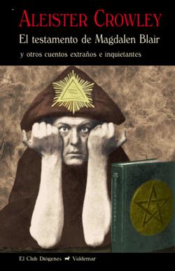 Portada del libro El testamento de Magdalen Blair y otros cuentos extraños e inquietantes