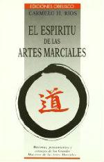 Portada del libro El espíritu de las artes marciales